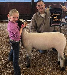Ashley Club Lambs - Winners